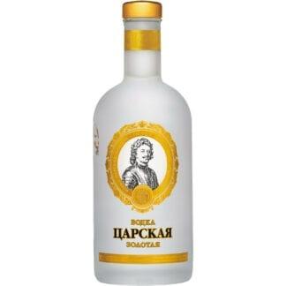 Vodka Carskaja Zlatá 40% 1l