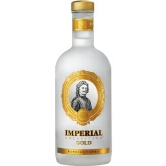 Vodka Imperial Gold 40% 1