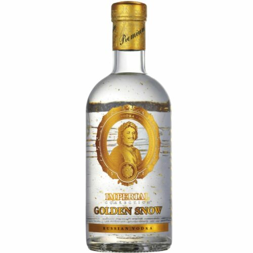 Vodka Imperial Golden Snow 40% 0