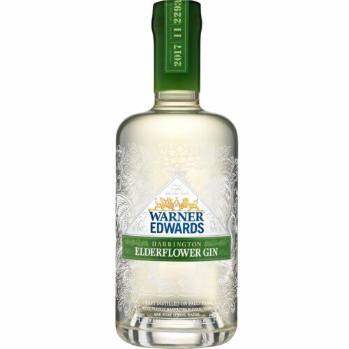 Warner Edwards Elderflower Gin 40% 0