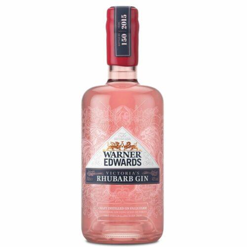 Warner Edwards Rhubarb Gin 40% 0