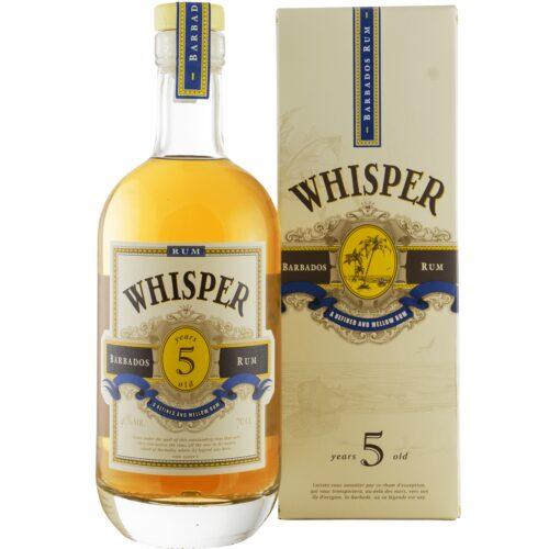 Whisper 5yo 40% 0