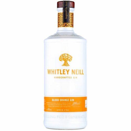 Whitley Neill Blood Orange 43% 0