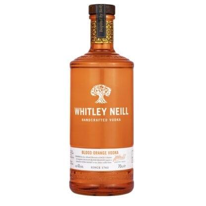 Whitley Neill Blood Orange Vodka 43% 0