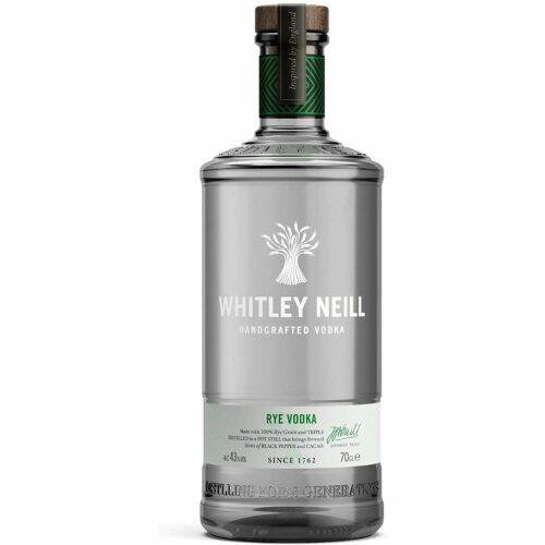 Whitley Neill Rye Vodka 43% 0