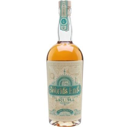 World´s End Rum Tiki Spiced 40% 0