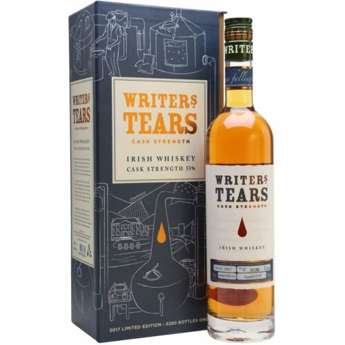 Writers ́ Tears Cask Strenght 2017 53% 0