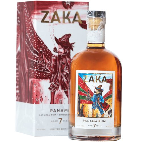 Zaka Panama 7yo 42% 0