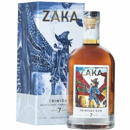 Zaka Trinidad 7yo 42% 0