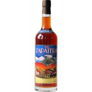 Zapatera Single Barrel n.50 Vintage 1992 40% 0