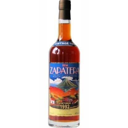 Zapatera Single Barrel n.50 Vintage 1992 40% 0