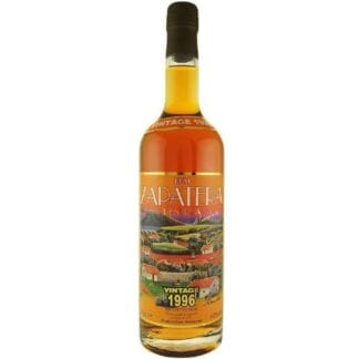 Zapatera Single Barrel n.62 Vintage 1996 40% 0
