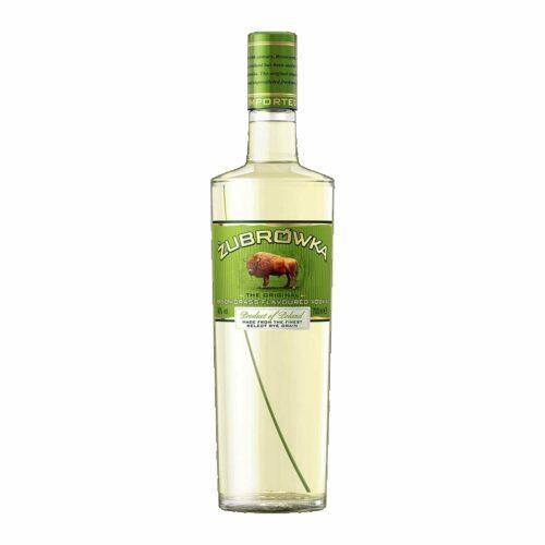 Zubrowka Vodka 40% 1l
