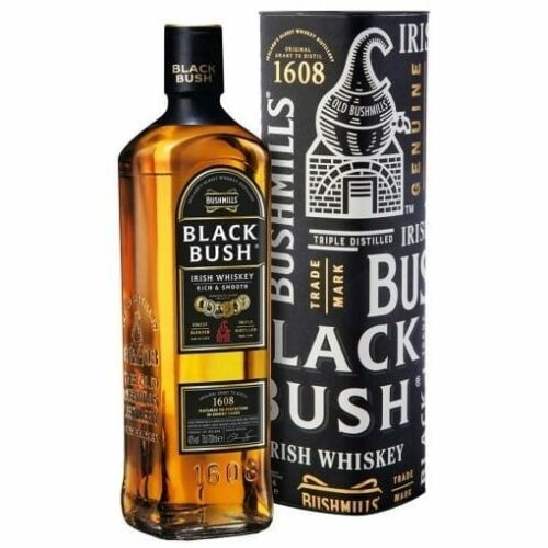 Bushmills Black Bush tuba 40% 0