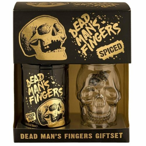 Dead Man's Fingers Spiced Giftbox 37
