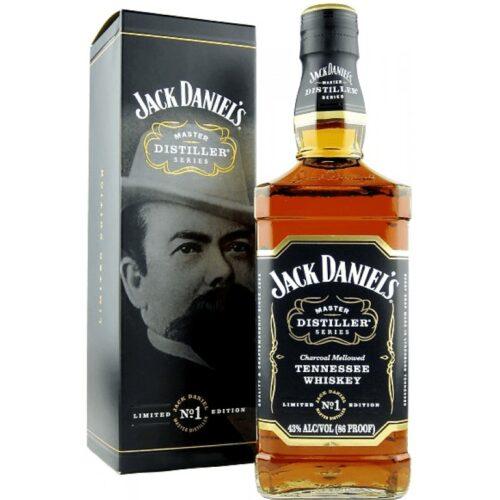Jack Daniel's Master Distiller NO.1 43% 0