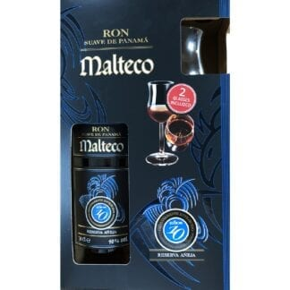 Malteco 10yo + 2 skla 40% 0